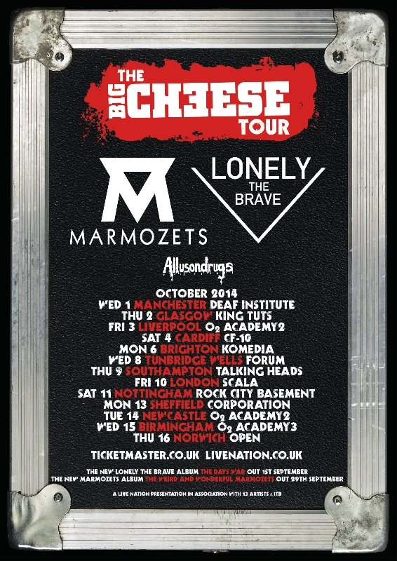 Big Cheese Tour