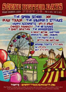 Scene Better Days Festival 2016